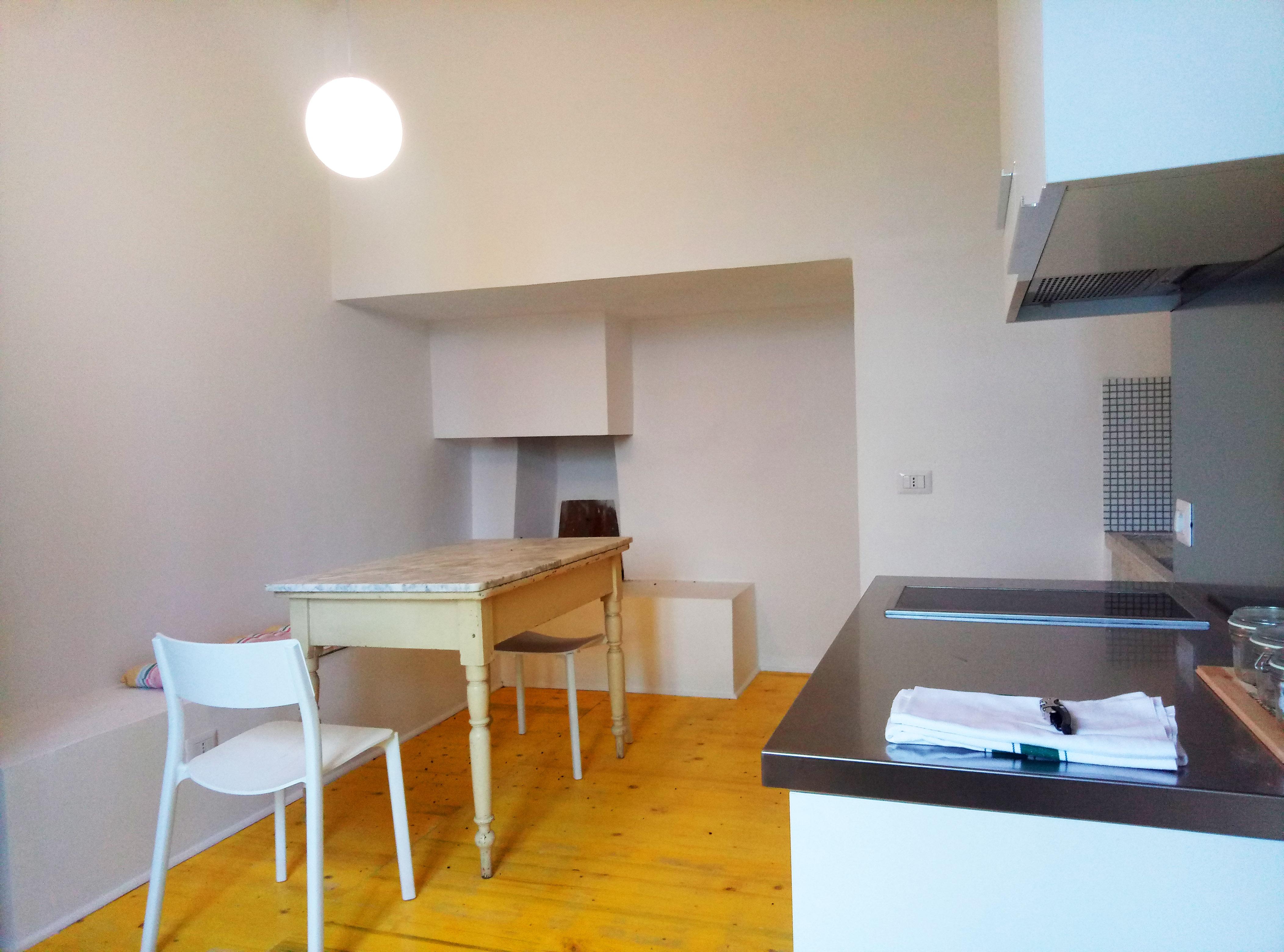 Casa Giulia cucina