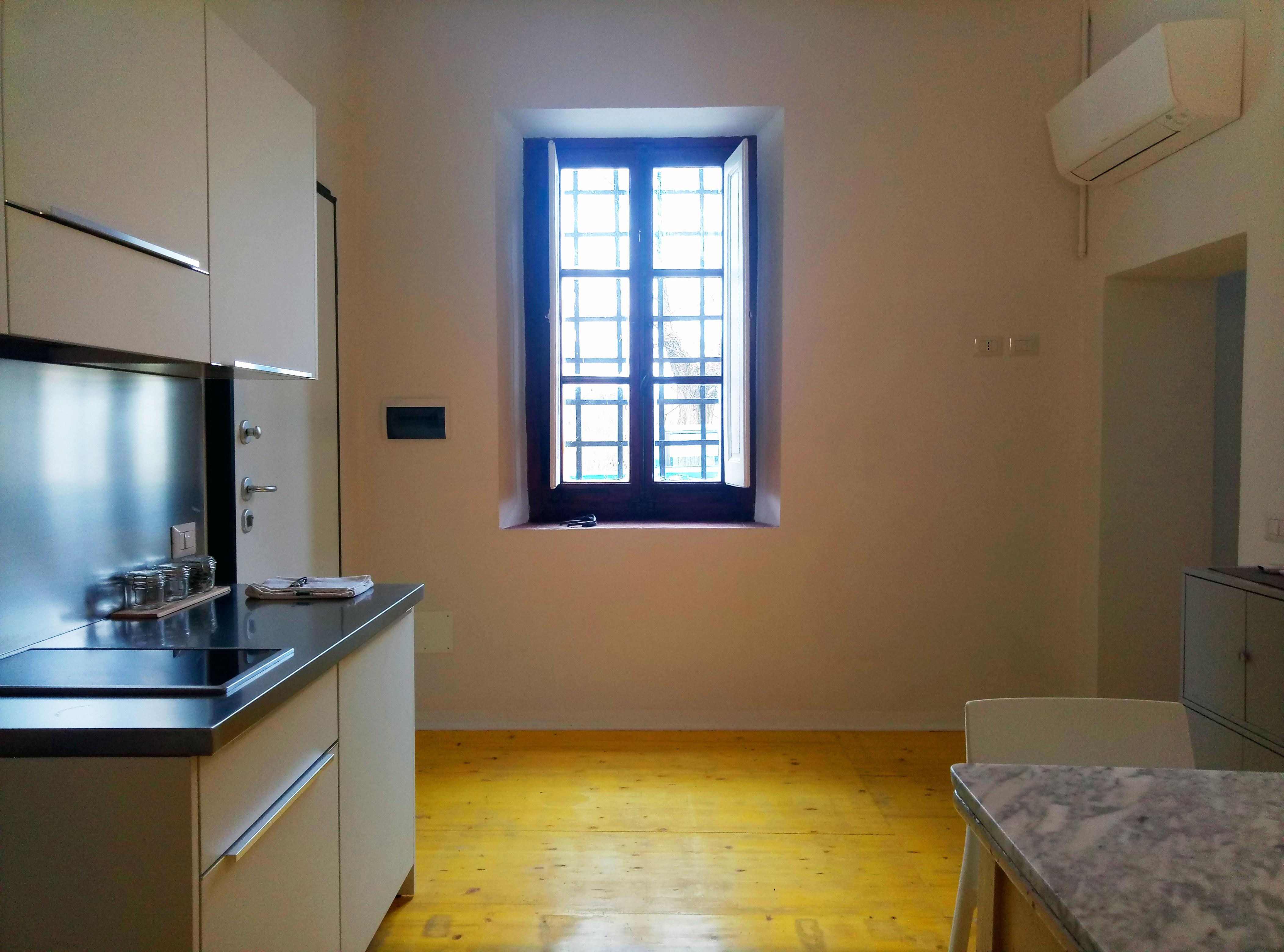 Casa Giulia finestra cucina